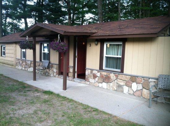 Lewiston Lodge: Outside view