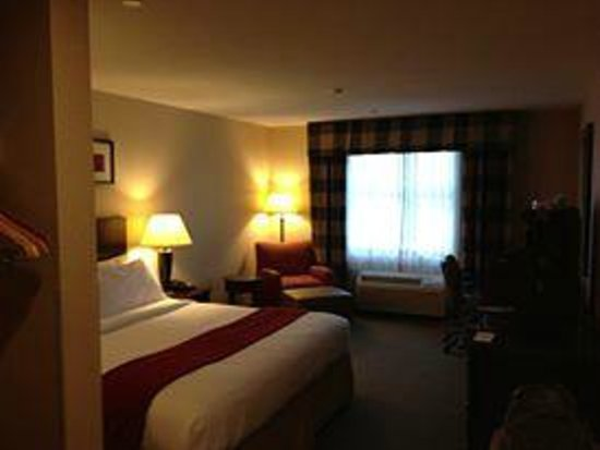 Holiday Inn Express Hotel & Suites Freeport: room
