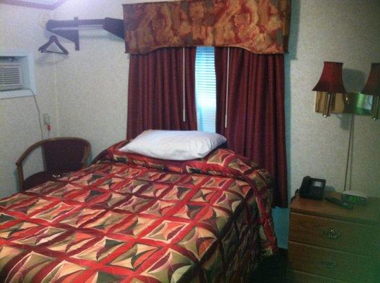 Lewiston Lodge: Room 3