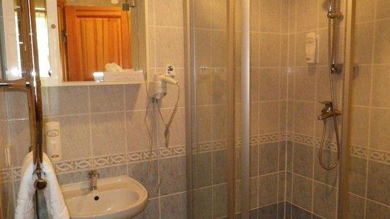 Villa Banga: salle de bain