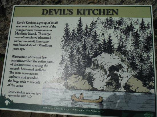 Mackinac Island Devil S Kitchen