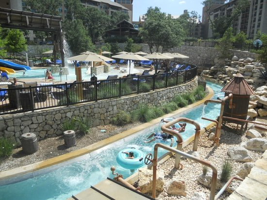 Waterpark Picture Of Jw Marriott San Antonio Hill