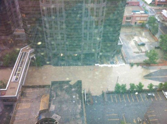 International Hotel Calgary : Calgary Flood