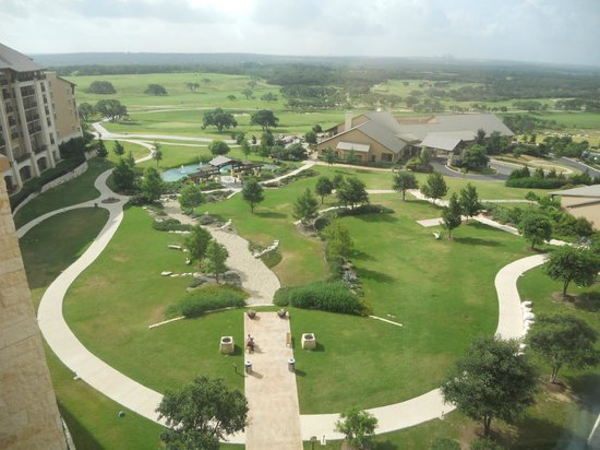Golf Course View Picture Of Jw Marriott San Antonio Hill