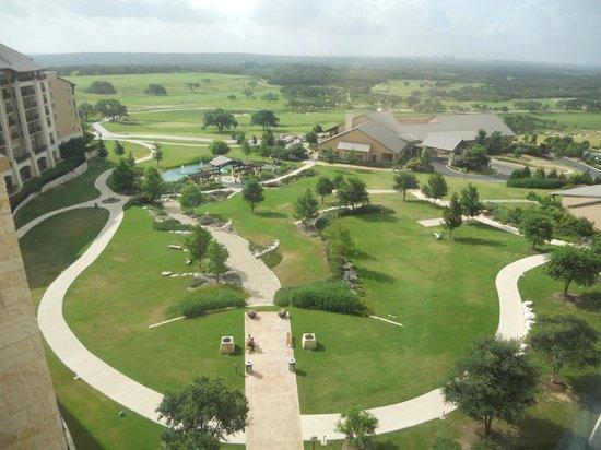 JW Marriott San Antonio Hill Country Resort & Spa: golf course view