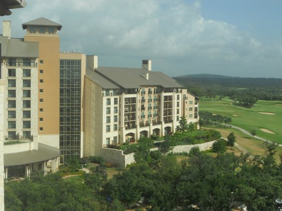 JW Marriott San Antonio Hill Country Resort & Spa: hotel