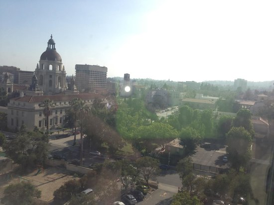 The Westin Pasadena: View from my room