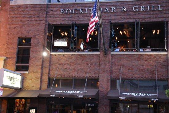 Rockit Bar & Grill: Rockit Bar and Grill