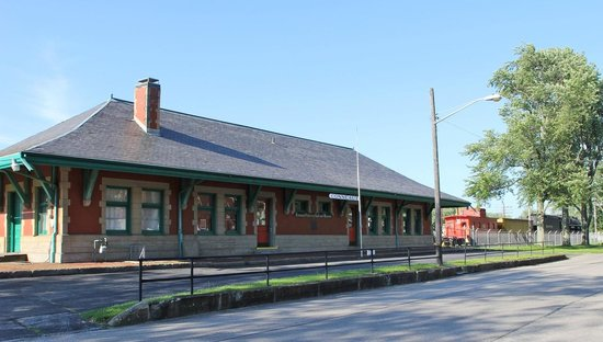 Conneaut Historical Railroad Museum