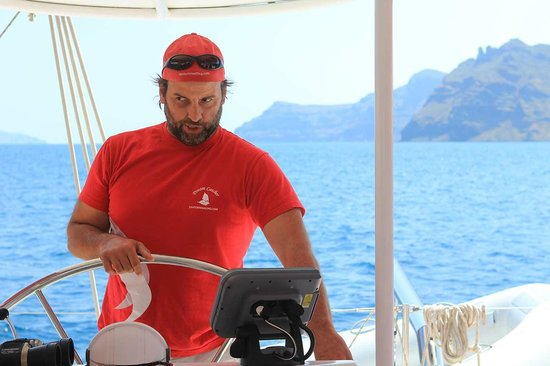 Santorini Sailing : Admiral