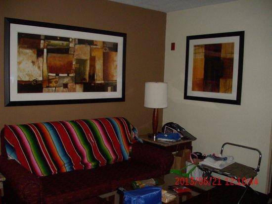 La Quinta Inn & Suites San Diego SeaWorld/Zoo Area: stuie
