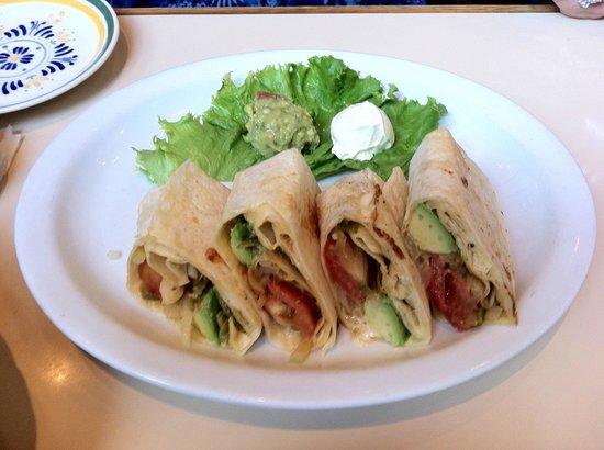 ELTORITO Shinjuku Southern Tower: El Torito Vegetable Burrito