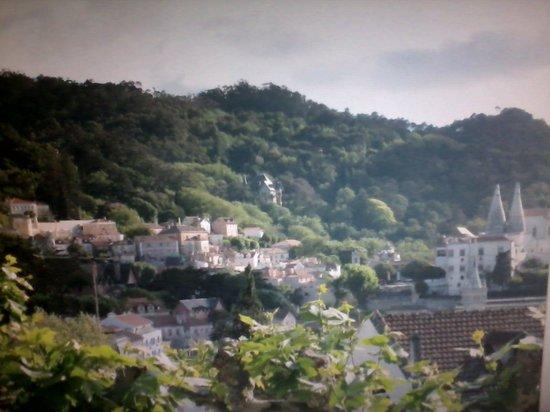 Hotel Nova Sintra: Hoel Nova Sintra -beat this view!!