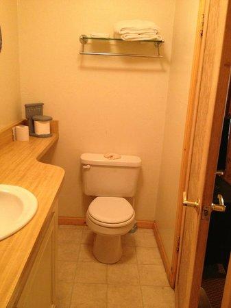 Durrwood Creekside Lodge B&B: Bathroom