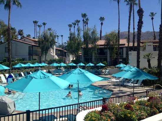 Omni Rancho Las Palmas Resort & Spa: Pool