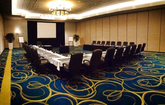 Omni Rancho Las Palmas Resort & Spa: Our Meeting Room