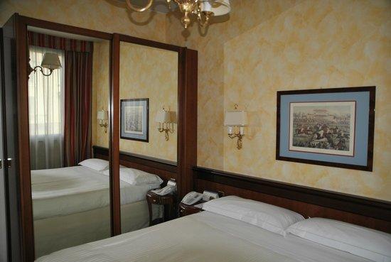 ATAHOTEL Linea Uno Residence: Спальня