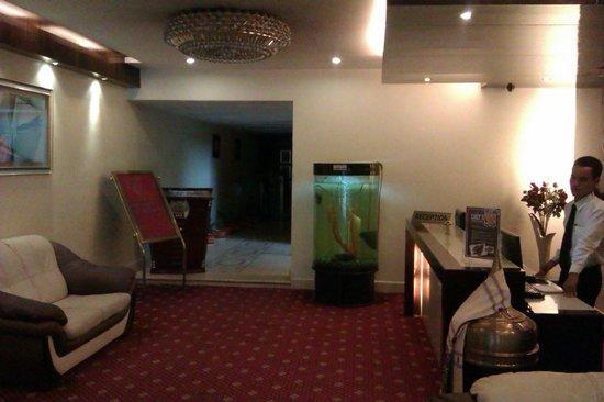Hotel KRC Palace: Reception