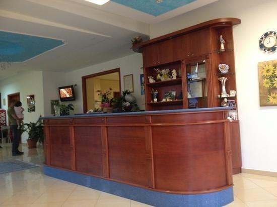 Hotel Marechiaro: reception