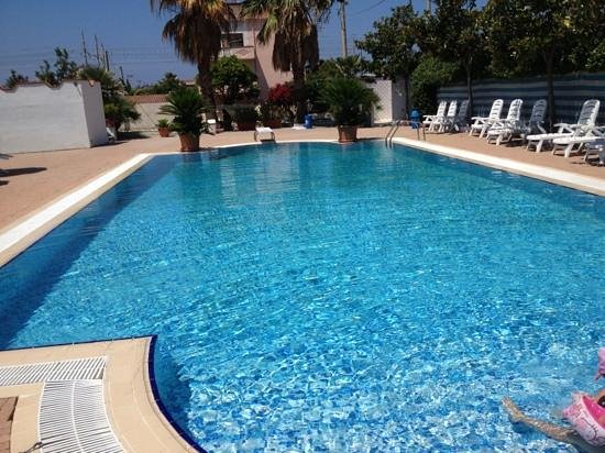 Campora San Giovanni, Italie : piscina