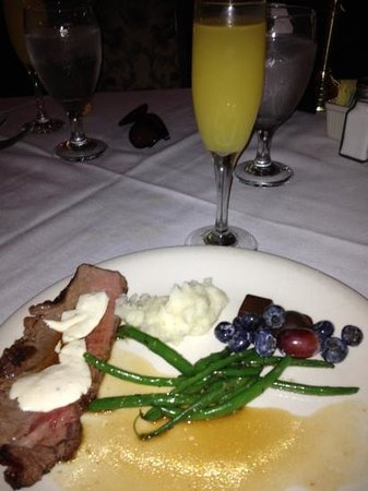 Carlo & Johnny: Mother's Day Brunch with Prosecco Mimosa