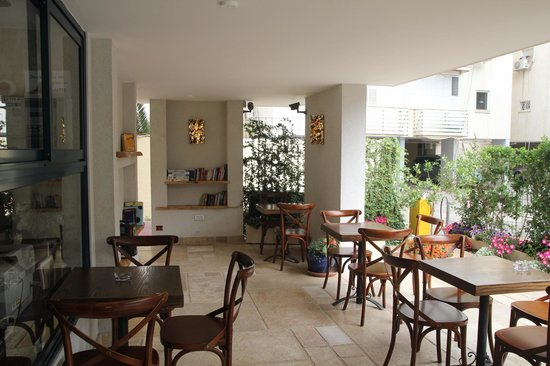 Arbel Suites Hotel: out