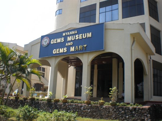 Image result for Myanmar Gems Museum