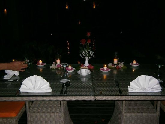 Lovely Birthday Cake - Picture of 100 Sunset Boutique Hotel, Kuta ...