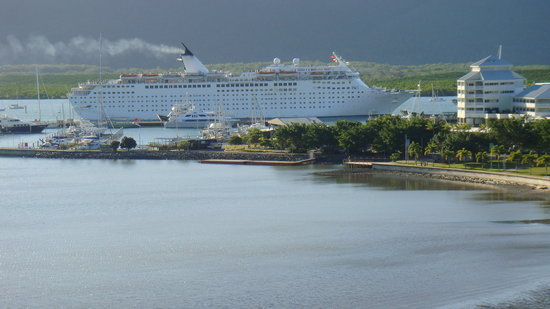 Cairns Aquarius: great views!!!