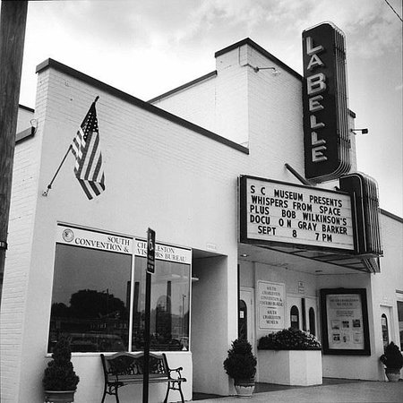 This is the real pic of the theater/museum in south charleston