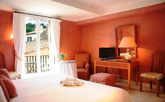 Hotel La Ponche: La camera
