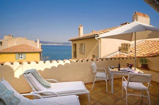 Hotel La Ponche: Il Balcone