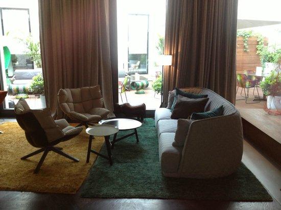 Das Stue: Lounge