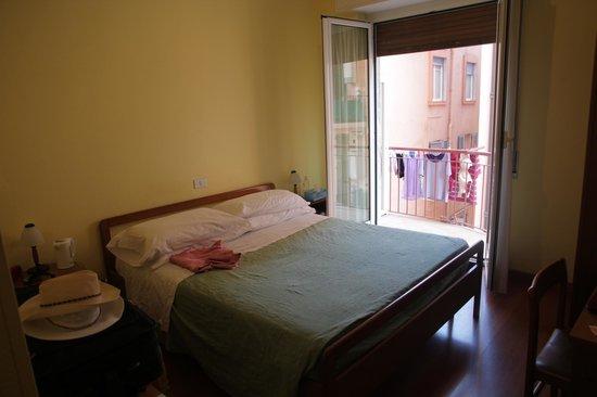 Hotel Calypso: Clean room