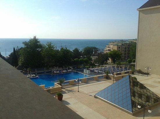 Melia Grand Hermitage: Вид на море