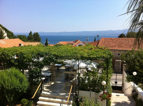 Villa Giardino: Room View