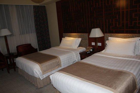 โรงแรมพาร์ค: ベッド