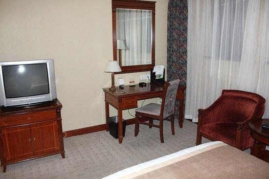 โรงแรมพาร์ค: 室内