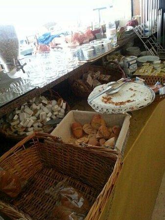 Svizzera Hotel: buffet colazione