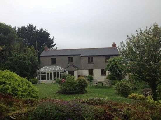 Bostrase Bed & Breakfast: the beautiful house
