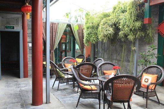 Beijing Sihe Courtyard Hotel : Lobby