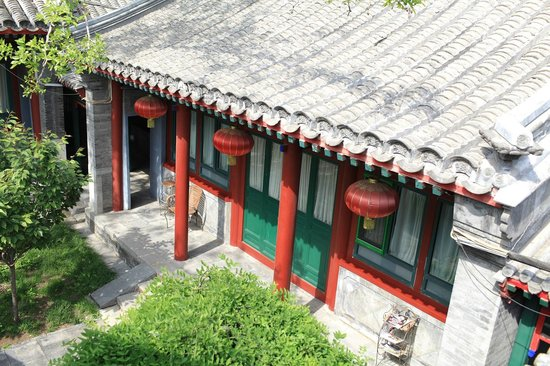 Sihe Hotel (courtyard), Beijing, Beijing Hotels