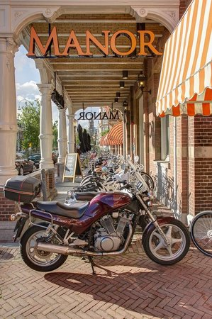 Hampshire Hotel - The Manor Amsterdam: Bike rental
