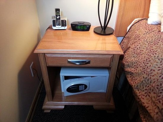Best Western Jasper Inn & Suites: In-room safe