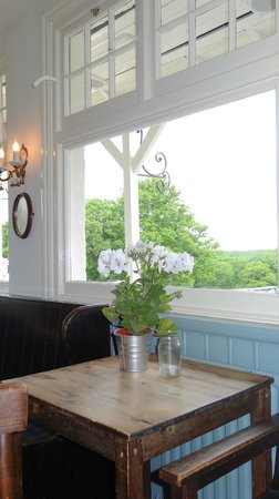 Foresters Arms: Lovely views