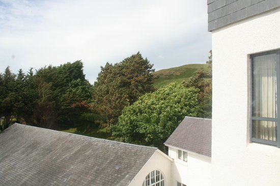 Trefeddian Hotel: View from room