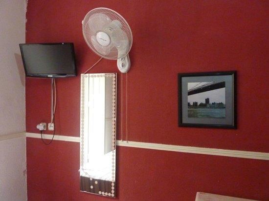 Hostal la Jerezana: En suite room