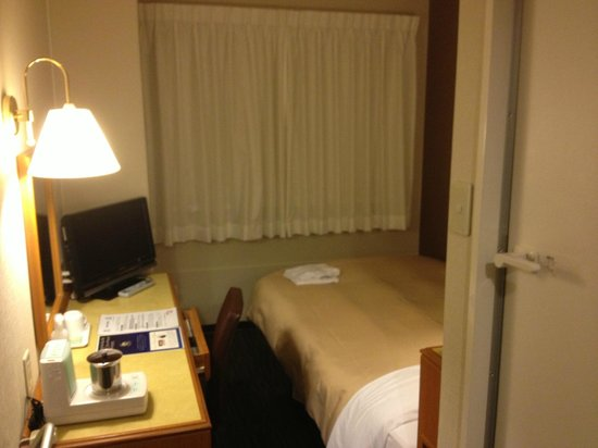 Via Inn Shin-Osaka West: 部屋