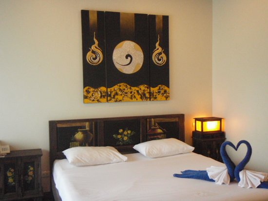 Seeka Boutique Resort: Our Room