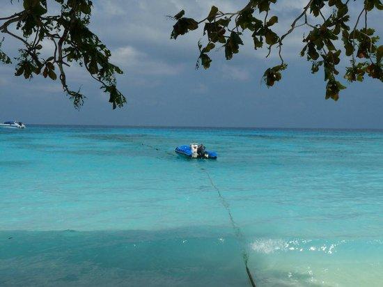 Pranee Beach Bungalows: Koh Tachai